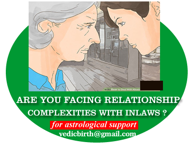 astrological remedies to control mother in law